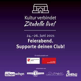 Bild: Feierabend. Supporte deinen Club!