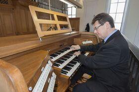 Bild: Überlinger Orgelsommer 2021 - Dieter Hubov, Arbon (CH)
