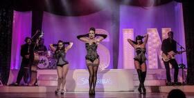 Bild: Nathalie Tineo's Rockin Burlesque