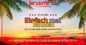 Bild: Einfach mal Tanzen - Sommer Open Air 2021 - Best Of 80er, 90er, 2000er, Charts, House & Black