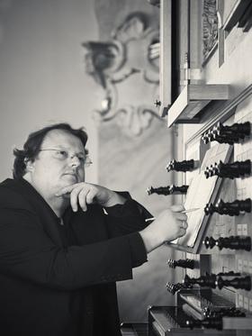 Bild: Zuflucht und Aufbruch · Orgelkonzert