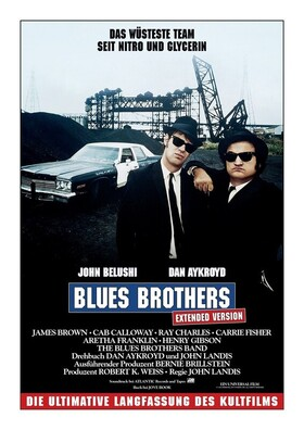 Bild: Open Air Kino - Blues Brothers Extended Version