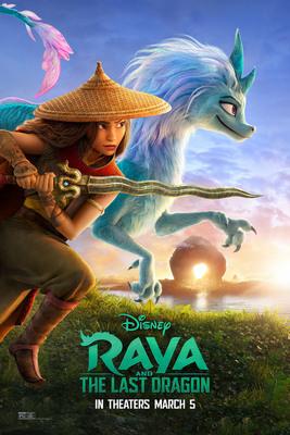 Bild: Open Air Kino - Raya und der letzte Drache