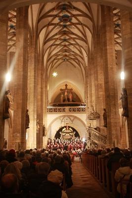 Bild: J. S. Bach: Weihnachts-Oratorium Teile I-III