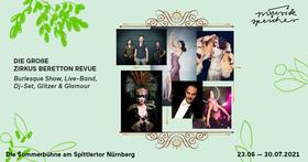 Bild: Die große Zirkus Beretton Revue - Musikspeicher - Musikspeicher - Die Sommerbühne am Spittlertor