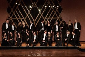 Bild: Kammerchor Stuttgart - A cappella - Werke von Brahms | Mendelssohn | Mahler/Gottwald