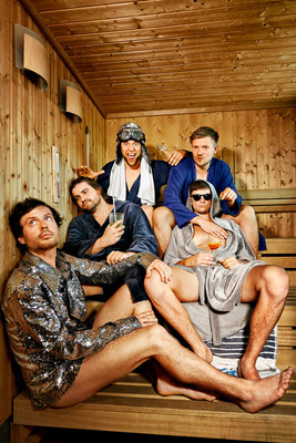 Bild: 2. Magdeburger Kultur Picknick - LES BUMMMS BOYS
