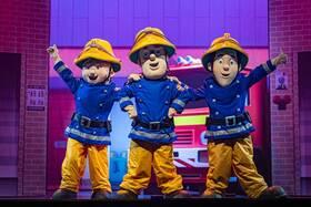 Bild: Feuerwehrmann Sam: Das große Campingabenteuer - Für Kinder ab 3 Jahren