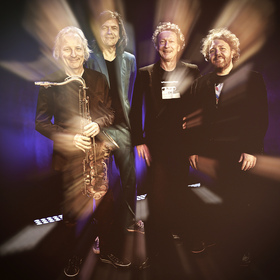 Bild: The New Peter Lehel Quartet