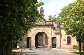 Bild: Mitgegangen - Mitgefangen, Fulda sprichwörtlich erleben