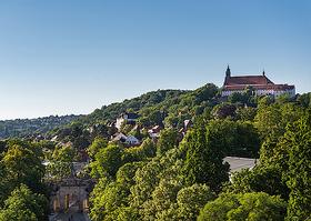 Bild: Frauenberg - Das Kloster über der Stadt