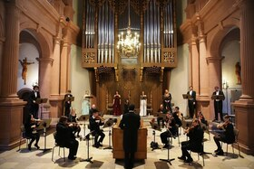 Bild: Würzburger Chorsinfonik - Georg Friedrich Händel: Acis & Galatea