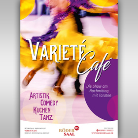 Bild: RöderSaal Varietè Cafè mit Tanz