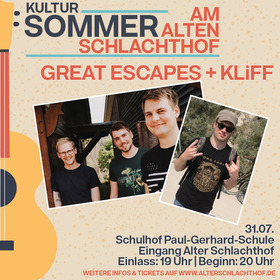 Bild: Great Escapes + KLiFF