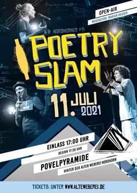 Bild: Outdoor Poetry Slam - PovelPyramide