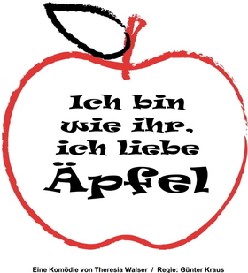 Bild: Festspielgemeinde Bad Säckingen - Sommertheater im Schlosspark- Ich bin wie ihr, ich liebe Äpfel