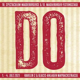 Bild: 18. Spectaculum Magdeburgense & 10. Magdeburger Festungstage - Donnerstag, 16:00 - 20:00 Uhr