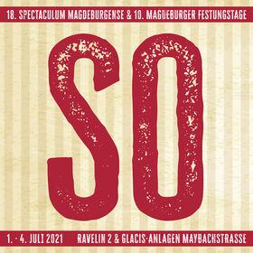 Bild: 18. Spectaculum Magdeburgense & 10. Magdeburger Festungstage - Sonntag, 17:00 - 21:00 Uhr