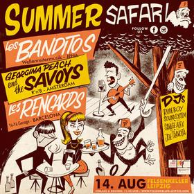 Bild: Summer Safari - 2021 (bei schlechtem Wetter im Saal)