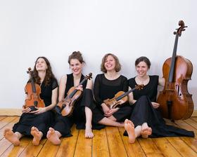 Bild: Kaléko Quartett - Kaléko Quartett -