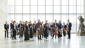 Bild: Mendelssohn Kammerorchester Leipzig - Solist: Daniel Ottensamer, Klarinette