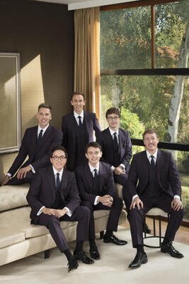 Bild: The King´s Singers - Christmas with The King's Singers