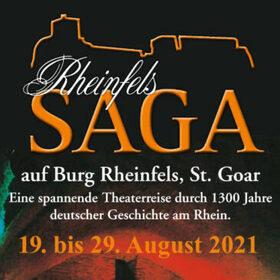 Bild: Rheinfels SAGA - Öffentliche Generalprobe