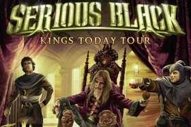 Serious Black - King Today Tour