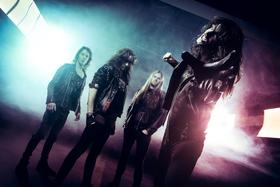 Evil Invader - Descend Into Madness Tour 2022