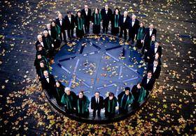 Bild: Leipziger Synagogalchor mit Solisten