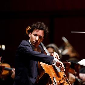 Bild: Cello virtuos