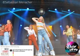 Bild: Summerjam - Tanzinitiative - präsentiert Jazz, Hip-Hop, Ballett, Musical Dance u.a.