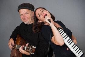 Sabine Fischmann & Ali Neander