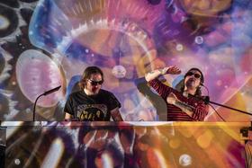 Bild: Love Or Confusion - Psychedelic Liquid & Sound Show