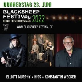 blacksheep Festival 2022 - Donnerstag (Normalticket + VIP optional)