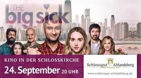 Bild: Kino in der Schlosskirche - The Big Sick