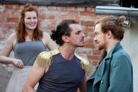 "Bild: ""Cyrano"" nach Edmond Rostand"