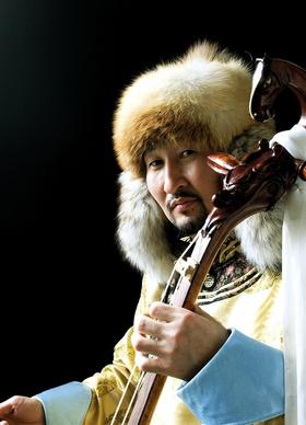 Bild: Folk im Park: Enkhjargal und Tungalag Purevdorj: Folk aus der Mongolei