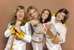 Bild: ABBA 99
