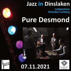 Bild: Pure Desmond plays: