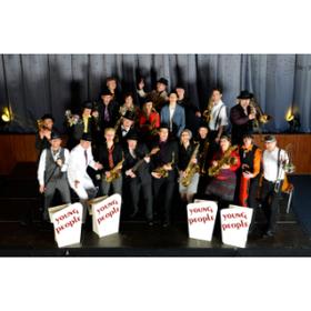 Bild: Young People Big Band