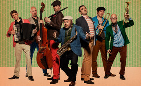 Bild: Amsterdam Klezmer Band - Jubiläumstournee