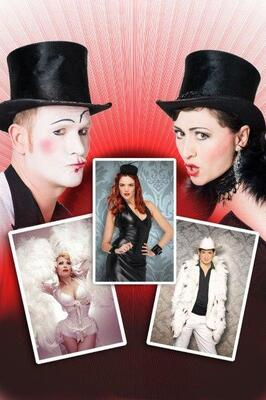 Bild: Le Cabaret Burlesque – Internationale Burlesque-Show