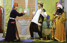 Bild: Aladin und die Wunderlampe
