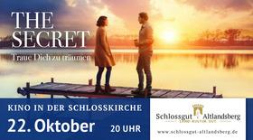 Bild: Kino in der Schlosskirche - The Secret - Traue dich zu träumen