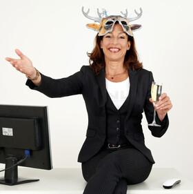 Andrea Volk - Feier-Abend - Büro und Bekloppte!