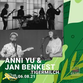 Bild: Anni YU & Jan Benkest & Tigermilch