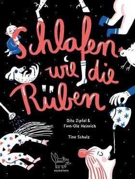 Bild: Schlafen wie die Rüben - Lesung mit Finn-Ole Heinrich & Dita Zipfel