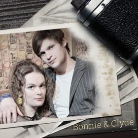 Bild: Zwei wie Bonnie und Clyde eine Gaunerkomödie