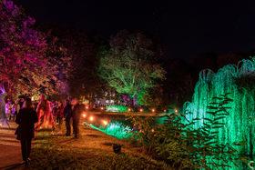 Bild: Schlosstraum - Varietévergnügen im Schlosspark Köthen